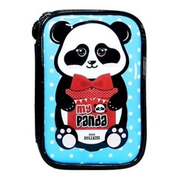косметичка панда baviphat my panda beauty pouchMy Panda Beauty Pouch. Косметичка Панда<br><br>Очаровательная косметичка с изображением панды станет настоящим украшением женской сумочки или туалетного столика. Ее яркие цвета поднимут настроение даже в самый пасмурный день. My Panda Beauty Pouch отличается компактными размерами и имеет удобную застежку.<br><br>В ней вы сможете быстро найти необходимую вещь, не прилагая к этому особых усилий. Эта косметичка идеально подойдет для хранения полезных мелочей и различных аксессуаров. Косметичка южнокорейской компании Baviphat имеет несколько преимуществ:<br><br><br>Стильный и красивый дизайн.<br><br>Возможность носить в сумочке любую косметику, не опасаясь рассыпать ее.<br><br>Кейс можно использовать для других мелких вещей.<br><br>Удобная форма и компактный размер.<br><br><br>My Panda Beauty Pouch сделана из прочных и высококачественных материалов, поэтому прослужит очень долго и не потеряет привлекательный вид. Она легко переносит внешние воздействия и не требует особого ухода. Косметичка функциональна, вместительна и обеспечивает быстрый доступ к любому предмету. Размеры: 120х180х55 мм.<br><br>Милая и приятная в руках косметичка с изображением панды станет украшением Вашей сумочки или туалетного столика! Яркие цвета и рисунок на этой косметичке поднимут Вам настроение в любой день! <br><br>Способ применения: использовать косметичку для хранения аксессуаров, украшений и других мелких предметов.<br><br>Вес г: 100.00000000