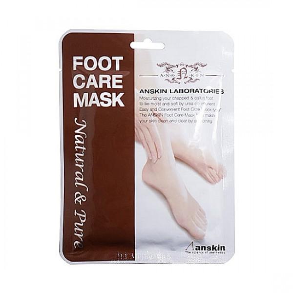 маска для ног увлажняющаяNatural &amp;amp; Pure Foot Moisture Mask. Маска для ног увлажняющая<br><br>Маска для ног – предназначена для увлажнение кожи ног, в последствии чего они стают более нежными и гладкими, а если на них были трещины – устраняет их, также, кожа стает более упругой и эластичной.<br><br>&amp;nbsp;<br><br>Наша маска имеет удобную форму носочков, она изготовлена на основе гиалуроновой кислоты, этот компонент придает процессу длительное, интенсивное увлажнение.<br><br>&amp;nbsp;<br><br>Что касается других компонентов, что входят в состав – экстракты, масла – они снимают зуд, успокаивают раздражение, смягчают кожу ног, а если уже есть раны или микротрещины, то ускоряют их заживление. Также, в целях профилактики, маску можно использовать как противовоспалительное средство.<br><br>&amp;nbsp;<br><br>Процесс применения:&amp;nbsp;<br><br>1. Достать из упаковки носочки<br><br>2. Одеть носочки<br><br>3. Налить в каждый носочек жидкость<br><br>4. Снимаем, спустя 30-90 минут (в зависимости от состояния кожи ног)<br><br>&amp;nbsp;<br><br>Важные, обязательные к применению, примечания:&amp;nbsp;<br><br>- Перед применением нужно что бы ножки были чистыми, тоесть, достаточно будет помыть их в тёплой воде и вытереть насухо;<br><br>- После снятия носочков, тоже моем ноги в тёплой воде;<br><br>- Во время процедуры лучше почитать книгу, посмотреть телевизор или же заняться чем нибудь на месте, т.к. желательно не ходить;<br><br>- Не злоупотребляйте. Пользуйтесь маской не чаще 1-2 раз в месяц;<br><br>- Результат будет видно через 2-6 дней (в зависимости от степени состояния кожи ног ), поэтому, в это время, нельзя пользоваться различными скрабами, расчесывать кожу (она ведь будет шелушиться ). Дайте время маске сделать свое дело :)&amp;nbsp;<br><br>&amp;nbsp;<br><br>Особенность после применения заключается в том, что Вам обеспечивается длительный эффект! Ведь хорошо, когда результат есть не просто на пару дней. С нашей маской для ног Вам не нужно будет часто проделывать 