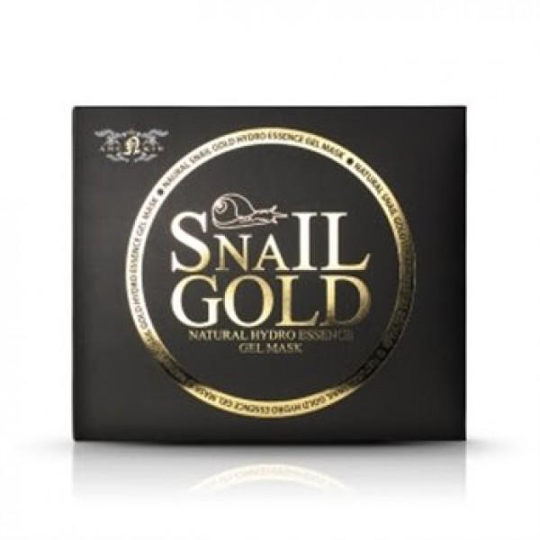 маска для лица гидрогелевая улиточная с золотом (набор) anskin natural snail gold hydro essense gel maskNatural Snail Gold Hydro Essense Gel Mask. Маска для лица гидрогелевая улиточная с золотом (набор)<br><br>Для тех, кто хочет в домашних условиях получить настоящую салонную процедуру по уходу за кожей, созданы гидрогелевые маски Anskin, которые позволяют сэкономить время и финансы, не потеряв при этом в качестве и результате.<br><br>Гидрогелевая маска, похожая на плотное желе, идеально сцепляется с кожей, благодаря чему создает так называемый парниковый эффект. Под воздействием температуры кожи маска частично растворяется, благодаря чему активные компоненты проникают глубже в кожу. Это обеспечивает более стойкий эффект от применения средства по сравнению с обычной маской. Гидрогелевая маска способствует эффективному увлажнению, улучшает кровообращение и запускает процессы детоксикации, избавляя кожу от скопившихся в порах шлаков и токсинов.<br><br>Эффект от маски заметен уже после первого применения, а при регулярном использовании запускаются процессы восстановления на клеточном уровне, заметно улучшается состояние кожи.<br><br>В составе маски коллоидное золото, которое оказывают мощное оздоравливающее и омолаживающее действие на кожу лица. Маска усиливает микроциркуляцию крови, стимулирует ее приток к клеткам кожи, запускает восстановительные процессы, ускоряет синтез коллагена, эластина и гиалуроновой кислоты. Всё это приводит к омоложению кожи: она становится упругой и эластичной, укрепляется и подтягивается, очищается и осветляется.<br><br>Экстракт слизи улитки оказывает противоспалительное, антибактериальное, антисептическое действие, благодаря чему ускоряет заживление микроповреждений кожи, а также различных воспалений, предупреждает появление новых, оберегает кожу от появления следов пост-акне, способствует рассасыванию шрамов и застойных пятен. Способствует отшелушиванию ороговевших клеток кожи, нормализует работу сальных желез, сужает поры. Оказывает выра