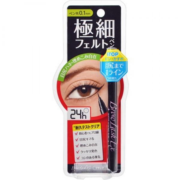 влагостойкая подводка для глаз bcl liquid black linerLiquid Black Liner. Влагостойкая подводка для глаз<br><br>Прошла тест на стойкость (водостойкие полимеры в течение 24 часов защищают от воздействия воды, пота, кожного жира): линии не расплываются, остаются чёткими. Подходит для занятий спортом, активного отдыха на природе.<br><br>Ультратонкая кисточка имеет толщину всего 0,1 мм и позволяет проводить тончайшие линии. Отлично подходит для придания с помощью стрелок эффекта приподнятых уголков глаз. Мягкий кончик кисточки плавно и мягко накладывает линию на веко. Рука не дрожит даже у новичков!<br><br>В состав средства входят увлажняющие компоненты – гиалуроновая кислота, коллаген, церамиды, кератин, пантенол, экстракт ламинарии японской.<br><br>Подводка представлена в 2 цветах:<br><br><br>Насыщенный черный<br><br>Коричневый<br>&amp;nbsp;<br><br><br>*Не смывается водой, удаляется средством для умывания или снятия макияжа.<br><br>Меры предосторожности: избегайте попадания на слизистую оболочку глаза, при попадании сразу же промойте водой. При покраснении, зуде, раздражении после применения прекратите использование средства и проконсультируйтесь с врачом-дерматологом. Храните в недоступных для детей местах. Не храните в местах повышенных/пониженных температур, избегайте попадания прямых солнечных лучей. Избегайте попадания на одежду (трудно отстирать). После применения плотно закрывайте колпачком (кисть может засохнуть).<br><br>Состав: вода, BG, алкил акрилат кроссполимер, церамиды 3, пантенол, гиалуроновая кислота Na, экстракт ламинарии японской, водорастворимый кератин, водорастворимый коллаген, аденозинмонофосфат, ксантановая смола, диметикон, сорбитан триолеат, сахароза пальмитиновая кислота, сорбитан пальмитат, сорбитан лаурат, глицерин жирных кислот гидрогенезированного пальмового масла, феноксиэтанол, этилпарабен, метилпарабен, сажа.<br>