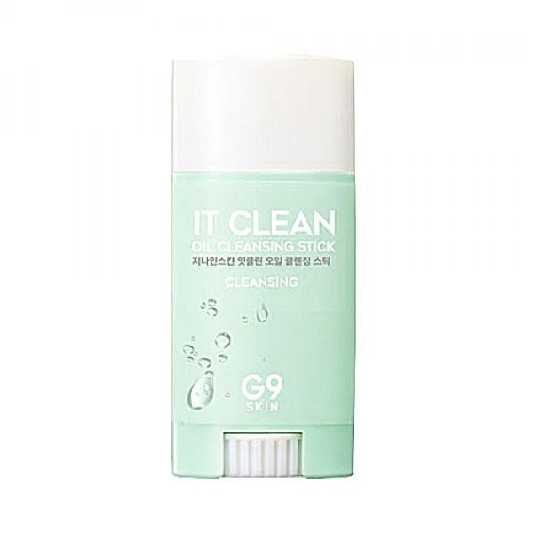 стик-бальзам для лица очищающий berrisom g9 it clean oil cleansing stickG9 It Clean Oil Cleansing Stick. Стик-бальзам для лица очищающий<br><br>Необычное средство для очищения кожи от макияжа. Тающая текстура этого стика необычайно приятна коже, стик легко по ней скользит, не растягивая ее, и растворяет макияж.<br><br>Обогащенный натуральными компонентами, стик не только удаляет косметику, но и заботливо ухаживает за кожей: увлажняет ее и питает, оказывает успокаивающее действие, способствует заживлению раздражений, помогает сохранить здоровье и красоту.<br><br>Кроме того, стик оказывает легкое массажное действие, благодаря чему улучшается кровообращение, повышается тонус кожи, она становится более упругой, разглаживаются мелкие морщинки.<br><br>Средство гипоаллергенное, подходит для любого типа кожи. В составе стика НЕТ парабенов, минеральных масел, продуктов животного происхождения.<br><br>Способ применения: Массажными движениями удалить стиком макияж, затем очистить его салфеткой или водой.<br><br>Вес: 35 г<br><br>Вес г: 35.00000000