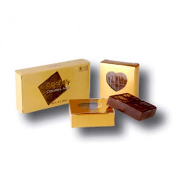 мыло с шоколадом dongbang chocolate soapChocolate Soap. Мыло с шоколадом<br><br>Мягкое мыло в виде плитки шоколада наполнит вашу ванную комнату ароматами нежности и счастья.<br><br>Натуральный экстракт шоколада питает и разглаживает кожу.<br><br>Способ применения: использовать на влажную кожу.<br><br>Вес: 100 г<br><br>Вес г: 100.00000000