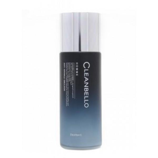 эмульсия мужская антивозрастная deoproce cleanbello homme anti-wrinkle emulsionCleanbello Homme Anti-Wrinkle Emulsion. Эмульсия мужская антивозрастная<br><br>Базу эмульсии составляет ландолин — природный компонент, который активирует метаболизм и увлажняет эпидермис лица.<br><br>В состав эмульсии также входят вытяжки из корейских трав, которые динамично регенерируют кожный покров, одновременно делая его эластичным и упругим. Регулярное применение препарата гарантирует здоровый цвет лица и бодрый вид.<br><br>Последним важным компонентом эмульсии и является концентрат женьшеня, этот компонент активно борется с пигментными проявлениями и заметно осветляет и омолаживает кожу.<br><br>Мужская эмульсия подходит для всех типов кожи. Настоятельно рекомендуется в зрелом возрасте и после длительного принятия солнечных ванн.<br><br>Способ применения: Растереть эмульсию на небольшом участке кожи, подождать некоторое время, пока субстанция не впитается.<br><br>Объем: 150 мл<br>