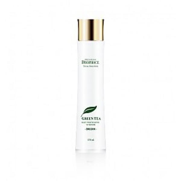 эмульсия для лица увлажняющая deoproce premium green tea total solution emulsionPremium Deoproce Green Tea Total Solution Emulsion. Эмульсия для лица увлажняющая<br><br>Обеспечивает легкий уход, витаминизирует кожу, уменьшает отечность, повышает тонус кожи и устраняет вялость. <br><br>&amp;nbsp;<br><br>Экстракт свежих листьев зеленого чая, защищает кожу от вредного кислорода, поставляет питательные вещества в кожу, контролирует увлажнение кожи в течении длительного времени.<br><br>&amp;nbsp;<br><br>Применение : наносится сразу после тоника или вместо него, на очищенную кожу.<br><br>&amp;nbsp;<br><br>Объем: 150мл<br>