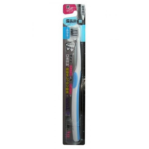 ����� c ��������� ����� � ������ ������� eq maxon ion charcoal ag toothbrush supercompact