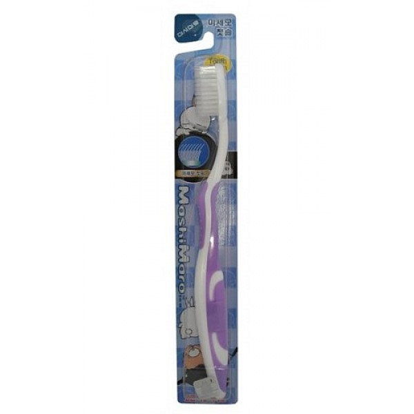 зубная щетка со сверхтонкой двойной щетиной eq maxon ultra fine toothbrush