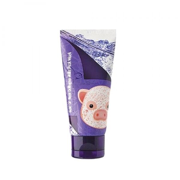 маска для лица с экстрактом ласточкиного гнездаGold Cf-Nest Collagen Jella Pack Mask. Маска для лица с экстрактом ласточкиного гнезда и коллагеном<br><br>Один из важных этапов ухода за кожей – ее глубокое очищение. Поход в салон поможет справиться с этой задачей, однако и в домашних условиях можно эффективно очистить кожу. Популярным средством для глубокого очищения кожи являются маски-пленки.<br><br>&amp;nbsp;<br><br>Это средство очищает кожу от пыли, остатков декоративной косметики, ороговевших клеток, излишков кожного жира, тем самым предотвращает размножения бактерий, провоцирующих образование различных воспалений, акне.<br><br>Маска с коллагеном и экстрактом ласточкиного гнезда является многофункциональным средством и помимо очищения дарит коже полноценный уход, омолаживает ее.<br><br>&amp;nbsp;<br><br>Ласточкино гнездо состоит из водорослей, икринок и даже мальков, а скрепляет все вместе слюна ласточек. Благодаря такому составу ласточкино гнездо – комплекс морепродуктов с высоким содержанием различных микроэлементов. Сочетание всех компонентов, входящих в состав ласточкиного гнезда, оказывает удивительно мощное воздействие на организм человека, повышает иммунитет, усиливает защитные силы, оказывает омолаживающее воздействие.<br><br>&amp;nbsp;<br><br>В составе маски экстракт ласточкиного гнезда улучшает общее состояние кожи: оказывает глубокое увлажняющее и питательное действие, смягчает и освежает кожу, повышает ее упругость и эластичность, обладает лифтинговым эффектом, осветляет кожу.<br><br>&amp;nbsp;<br><br>Коллаген восполняет недостаток собственного коллагена на внутриклеточном уровне, тем самым повышая упругость и эластичность кожных покровов, оказывает мгновенное подтягивающее действие, впитывает и удерживает влагу в подкожной прослойке, что обеспечивает коже постоянную увлажненность.<br><br>&amp;nbsp;<br><br>При регулярном применении маска помогает вернуть коже утраченную упругость, оберегает от деформации и обвисания, способствует разглаживанию морщин
