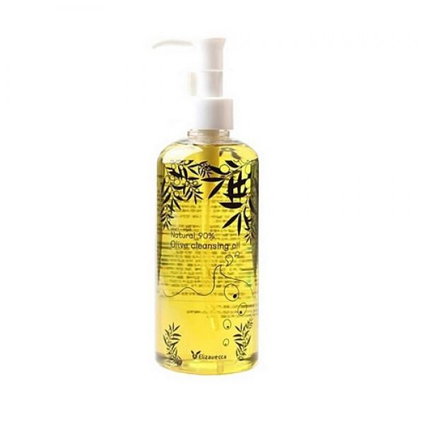 ����� ������������ � ������ ����� elizavecca olive 90% cleansing oil