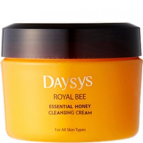 очищающий крем для снятия макияжа с экстарктом меда и прополиса enprani daysys royal bee cleansing creamDaysys Royal Bee Cleansing Cream. Очищающий крем для снятия макияжа с экстарктом меда и прополиса<br><br>Очищающий крем эффективно удаляет секрет сальных и потовых желез, а также макияж и ББ крем. Крем бережно удаляет грязь и макияж, тщательно очищая кожу.<br><br>Содержит природные компоненты, которые защищают кожу от различных стрессов, увлажняют ее, одновременно освежая и оздоровляя ее. Крем улучшает текстуру кожи, придает ей гладкость, стимулирует кровоток, увеличивает скорость регенерации и обновления клеток кожи.<br><br>Мед обладает антибактериальными свойствами, увлажняет и питает кожу. Крем содержит в себе все необходимые вещества для питания кожи, он дарит ей жизненно важные витамины и минералы, повышает тонус кожи, способствует ускорению регенерации клеток, что позволяет коже восстанавливаться в короткие сроки на клеточном уровне.<br><br>Прополис славится своими регенерирующими свойствами и используется в качестве эффективного восстанавливающего средства, позволяющего защищать кожу от преждевременного старения, питать и восстанавливать каркасную структуру кожи.<br><br>Способ применения: нанесите небольшое количество крема на кожу, тщательно помассируйте ее, удаляя макияж и загрязнения с лица с помощью ватного спонжа, затем смойте остатки средства.<br><br>Объем: 250 мл<br>