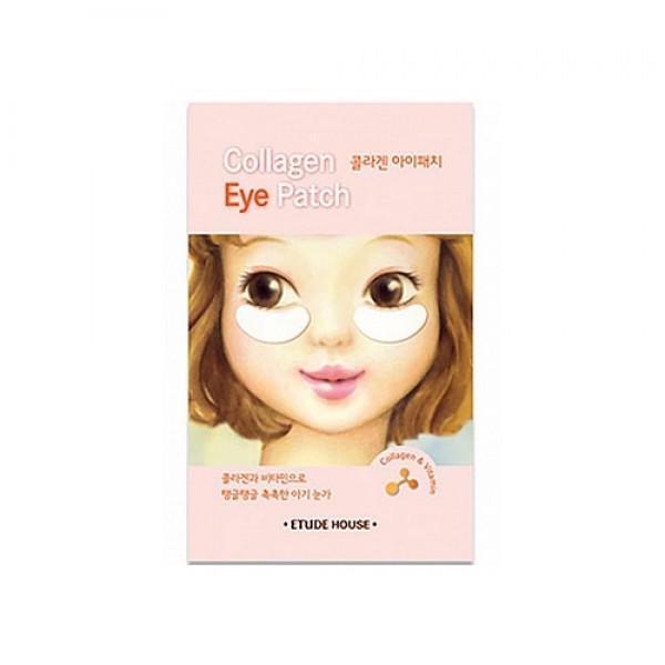 патчи для кожи вокруг глазCollagen Eye Patch AD. Патчи для кожи вокруг глаз<br><br>Тканевые пaтчи содержат коллаген (1%), адeнозин, витaмины А и Е, экстрaкты камелии и грейпфрута, касторовое масло.<br><br>&amp;nbsp;<br><br>Патчи созданы для увлажнения и питания кожи век, способствуя осветлению кожи, уменьшает выраженность морщин, замедляют процесс старения.<br><br>&amp;nbsp;<br><br>Применение: накладывать на чистую кожу под глаза на 15-20 минут.<br><br>&amp;nbsp;<br><br>Объем: 4 гр<br><br>&amp;nbsp;<br><br>Вес г: 4.00000000