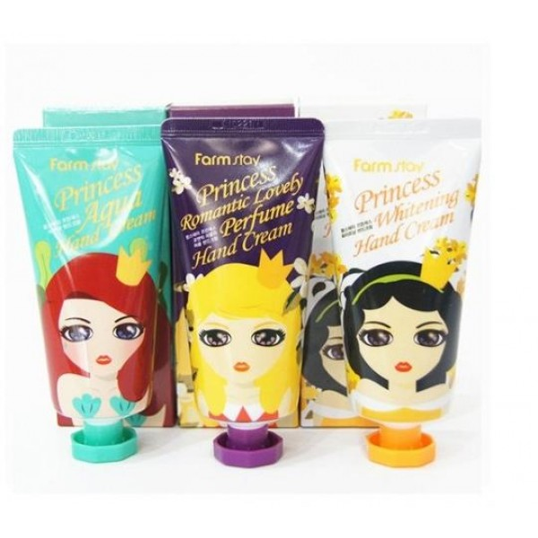 крем для рук farmstay princess hand cream
