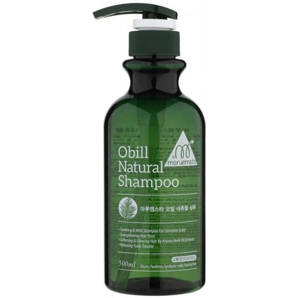 шампунь от перхоти gain cosmetic mstar obill natural shampooMstar Obill Natural Shampoo. Шампунь от перхоти<br><br>Шампунь с экологически чистым составом подарит вашим волосам необходимое питание и увлажнение. Это средство прекрасно справляется с ненавистной перхотью.<br><br>Качественные подобранные ингредиенты, среди которых основную часть занимают натуральные экстракты, бережно и эффективно удаляют загрязнения: остатки укладочных средств, жировые выделения и пр. оставляя после себя незабываемое чувство комфорта, чистоты и свежести. Комплекс минералов и витаминов вернут вашим волосам былую красоту, здоровье и силу.<br><br>Систематическое применение шампуня решит одну из значимых проблем кожи головы – отрегулирует ее водно-жировой баланс. Активные компоненты средства благодаря способности глубокого проникновения в структуру кожи и волос обеспечат им необходимое питание и восстановление, устраняя зуд, перхоть, сечение и выпадение волос.<br><br>Шампунь прекрасно подходит для использования на чувствительной и атопичной коже головы, а также при любом типе волос. Он не содержит: нефтяных компонентов, DEA, SLES, SLS, консервантов, ароматизаторов, алкоголя и красителей.<br><br>При постоянном использовании шампуня вы получите:<br><br><br>Глубокое увлажнение.<br><br>Смягчение и успокоение чувствительной кожи.<br><br>Снижение количества теряемых волос, а также их укрепление.<br><br>Гладкость, эластичность и естественный блеск.<br><br><br>Способ применения:<br><br><br>На увлажненную кожу головы и волосы нанесите шампунь, распределив его равномерно по всей длине прядей, вспеньте.<br><br>Проведите легкий массаж головы, это улучшит кровообращение, а также поможет компонентам шампуня проникнуть в более глубокие слои кожи и волос.<br><br>Тщательно смойте средство чуть менее прохладной водой, это поможет чешуйкам волос закрыться, тем самым волосы будут более сглажены и менее подвержены загрязнению.<br><br><br>Объем: 500 мл<br>