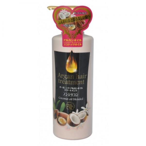 бальзам для волос с маслом арганы  kurobara arganoil treatmentARGANOIL TREATMENT. Бальзам для волос с маслом арганы нежно заботится о Ваших волосах: увлажняет, восстанавливает, делает их гладкими и блестящими. Волосы становятся красивыми и здоровыми.<br><br>В состав входит 2 органических компонента: масло арганы производства Марокко и сквалан, полученный из сахарного тростника, а также комплекс растительных компонентов, ухаживающих за волосами и придающих им блеск.<br><br>Активные компоненты:<br><br><br>Масло арганы защищает волосы от негативного воздействия окружающей среды, усиливает рост волос, восстанавливает их структуру, питает, делает волосы сильными, послушными, шелковистыми.<br><br>Масло Моной де Таити – традиционное полинезийское масло, получаемое на основе экстракта гардении таитянской и рафинированного кокосового масла. Масло укрепляет и оздоравливает волосы, придает им естественный блеск. Восстанавливает поврежденные волосы, увлажняет.<br><br>Гидролизованный кератин и фитостерол/октилдодецил лауроил глутамат. Эти компоненты, схожие с клеточно-мембранным комплексом волос, глубоко проникают и ухаживают за вашими волосами изнутри.<br><br>Масло шиповника, масло Ши, компонент 18-МЕА и гиалуроновая кислота cоздают на волосах покрытие, сохраняющее влагу, что позволяет волосам оставаться мягкими и гладкими, придают им блеск, упругость и делают их шелковистыми. Защищают окрашенные волосы и способствуют сохранению цвета. Эффект теплового липидного восстановления.<br><br><br>В состав бальзама входят компоненты, которые восстанавливают структуру поврежденной кутикулы волос, активизируясь во время теплового воздействия фена. Бальзам обладает ароматом бергамота и гардении.<br><br>Способ применения: нанести на чистые влажные волосы необходимое количество бальзама, через 2-3 мин. тщательно смыть тёплой водой. Рекомендуется использовать вместе с шампунем серии Argan Oil.<br><br>Меры предосторожности: не использовать при наличии ран, экзем и прочих изменений на коже. При