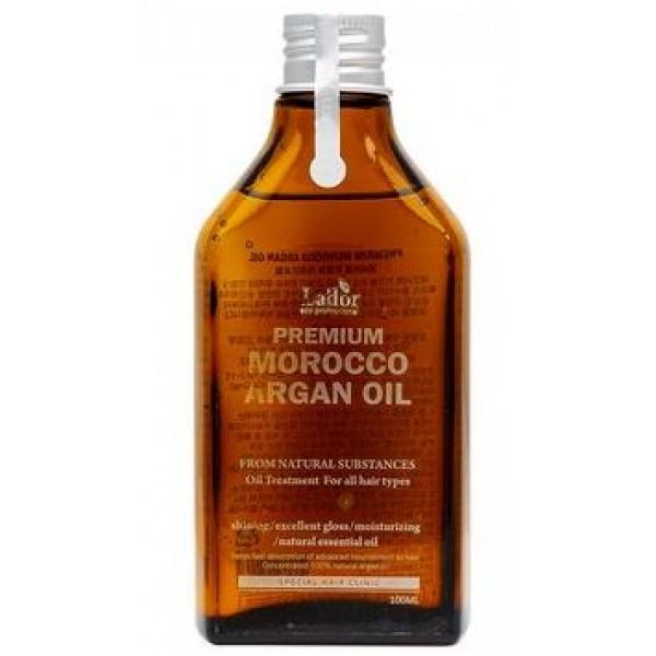 масло для волос аргановое lador premium argan hair oilАргановое масло Premium Argan Hair Oil - признанное во всем мире средство по уходу за волосами! Ценное аргановое масло возвращает поврежденным и сухим волосам естественную мягкость, блеск и сияние, делает их послушными, не оставляя при этом жирного блеска. Обеспечивает превосходную защиту от воздействия солнечных лучей, перепадов влажности и температур, воздействия различных повреждающих факторов.<br><br>Основной действующий компонент:<br><br>Аргановое масло является уникальным продуктом, который не имеет аналогов. Благодаря своим чудодейственным свойствам, масло арганы занимает наивысшую позицию среди остальных растительных масел, и считается одним из самых востребованных природных средств по уходу за волосами во всем мире!<br><br>Масло арганы укрепляет волосы, обволакивая каждый волос, создает защитный барьер, предотвращающий губительное воздействие высоких температур и ультрафиолета.<br><br>Масло необходимо включить в уход за волосами, если волосы часто высушиваются феном, окрашиваются, завиваются, ровняются с помощью утюжка или плойки. Масло убирает секущиеся кончики, восстанавливает структуру волос, глубоко питает и увлажняет волосы.<br><br>Регулярный уход за окрашенными волосами поможет сохранить цвет, мягкость, блеск волос.<br><br>При нанесении на волосы масло арганы мгновенно усваивается самими глубокими слоями волос, восстанавливает их структуру, способствуя регенерации и избавлению от секущихся кончиков. Равномерно распределяясь, масло арганы создает невесомую защитную вуаль, которая предотвращает повреждение от укладки и завивки волос, а также снижает вред, наносимый красками и солнечным излучением.<br><br>Регулярное использование арганового масла делает волосы сильными, блестящими, гладкими и послушными.<br><br>В состав средства также включены:<br><br><br>комплекс ненасыщенных жирных кислот;<br><br>витамин E;<br><br>токоферолы;<br><br>антиоксиданты;<br><br>Омега-3;<br><br>Омега-9.<br><br><br>Без добав