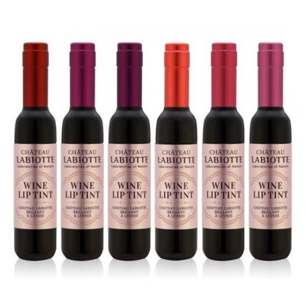 тинт винный для губ labiotte chateau wine lip tintChateau Wine Lip Tint. Тинт винный для губ<br><br>Тинт для губ содержит экстракт французского вина и т.д.<br><br>Придает винтажный оттенок старинного вина. Богатый тон с насыщенными цветовыми пигментами придадут коже стойкое покрытие и влажный блеск.<br><br>Обладает увлажняющим действием, укрепляет здоровье кожи губ, благодаря антиоксидантам, содержащимся в формуле.<br><br>Длительное время гидратирует кожу губ, позволяя сохранить эластичность и мягкость эпидермиса.<br><br>Стойкая формула сохраняет яркость и аккуратность покрытия в течении длительного времени.<br><br>Способ применения: Наносите блеск на сухую, чистую кожу губ при помощи аппликатора.<br><br>Вес: 3 г; 7 г<br><br>Вес г: 7.00000000