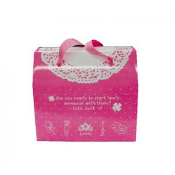 упаковка подарочная lioele gift box (small size)Gift Box (Small size). Упаковка подарочная<br><br>Упаковка подарочная в виде сумочки в ручками.<br><br>Размер:&amp;nbsp;170 х 155 х 100 мм<br><br>Вес г: 50.00000000