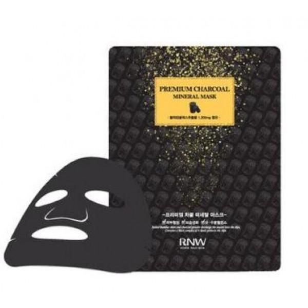 маска для лица milatte rnw premium maskRNW Premium Mask. Маска для лица<br><br><br>RNW Premium Aqua Skin Refining MASK. Маска для лица увлажняющая<br><br><br>Идеально подходит для сухой и обезвоженной кожи. Продукт эффективно тонизирует и смягчает кожу лица, придавая ей гладкость и эластичность. В состав средства входит гиалуроновая кислота и бета-глюкан, поэтому маска обладает восстанавливающим, разглаживающим и омолаживающим действием.<br><br>Глубоко увлажняет и питает кожу, делая ее шелковистой, бархатистой и мягкой. После применения продукта, кожа выглядит свежей, ухоженной, она обретает естественный блеск и красивый цвет. Увлажняющая маска надежно защищает кожу лица от преждевременного старения и вредоносного воздействия агрессивных факторов.<br><br>Увлажняюшая маска восстановит упругость и эластичность кожи, подарит ощущение свежести и комфорта после использования.<br><br>Гиалуроновая кислота и бета-глюкан увлажняет и питает кожу лица, повышает защитные свойства кожи, смягчает.<br><br>Материал маски изготовлен из нано-волокон натуральной целлюлозы. характеризуется экстра мягкостью, плотным прилеганием к поверхности кожи, легко восстанавливает кожу.<br><br>В состав маски входит: экстракт портулака, гиалуроновая кислота, бета-глюкан, витамининный комплекс В3, В5, В6, Е, С.<br><br><br>RNW Premium Charcoal Mineral Mask. Маска для лица очищающая с древесным углем<br><br><br>Черная маска – для светлой и свежей кожи. Маска способствует очищению пор, вытягивает из них скопившиеся загрязнения – пыль, себум, ороговевшие клетки, а также остатки косметики.<br><br>Выводит токсины и шлаки, благодаря чему является прекрасным детокс-средством. Также маска оказывает противовоспалительное действие, способствует заживлению акне и предупреждает появление новых.<br><br>Древесный уголь с составе маски абсорбирует загрязнения из пор, нормализует работу сальных желез, придавая коже ухоженный вид. Маска деликатно очищает кожу от жира, пота и частичек макияжа, предотвращая появление вы