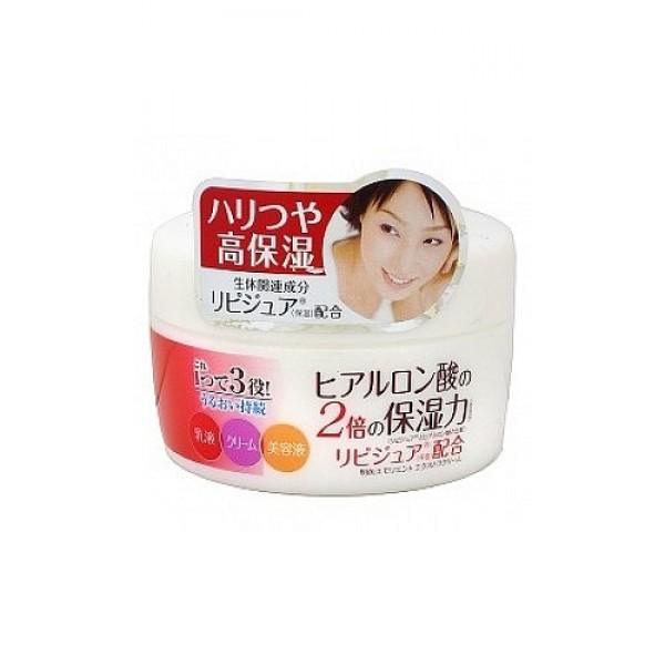 крем увлажняющий c церамидами и коллагеном meishoku meishoku emolient extra creamMeishoku Emolient Extra Cream. Крем увлажняющий c церамидами и коллагеном увлажняет, придаёт упругость и эластичность, улучшает цвет лица.<br><br>Глубокоувлажняющий крем-гель совмещает действие эссенции и крема, предотвращает сухость, поддерживает оптимальный уровень влаги в клетках кожи.<br><br>Активные компоненты: <br><br><br>Lipidure (поликватерниум-51) - восстанавливающий текстуру кожи компонент, по интенсивности увлажнения в 2 раза превышающий увлажняющие свойства гиалуроновой кислоты). <br><br>Микроколлаген глубоко проникая в верхние слои клеток эпидермиса, поддерживает оптимальный уровень влаги в клетках кожи, повышая упругость и эластичность.<br><br>Микроцерамиды образуют липидный барьерный слой, увеличивают уровень увлажнения, препятствуют обезвоживанию.<br><br>Экстракт-вытяжка из стебля акебии пятерной - увлажняющий растительный экстракт. Не содержит искусственных красителей, имеет слабую кислотность, с едва уловимым ароматом (не содержит сильных парфюмерных отдушек)<br><br><br>Способ применения: нанесите на кожу лица после применения лосьона. Используйте крем как дневной или ночной, а также как основу под макияж.<br><br>Меры предосторожности: При покраснении, зуде, раздражении после применения прекратите использование средства и проконсультируйтесь с врачом-дерматологом. При попадании в глаза сразу же промойте их водой. Храните в недоступных для детей местах. Не храните в местах повышенных/пониженных температур, избегайте попадания прямых солнечных лучей.<br><br>Состав: вода, глицерин, BG, изопропила пальмитат, экстракт-вытяжка из стебля акебии пятерной, токотриэнол, поликватерниум-51 (lipidure), ателоколлаген, гидролизированный коллаген, сфинголипиды, токоферол, масло рисовых отрубей, гидроксипропилтримониум мёда, хитозан, циклодекстрин, декстрин, карбомеры, октилдодеканол, гидрогенизированное пальмовое масло, стеарат PEG-5 глицерил, стеарат полиглицерил-10, пальмитоилпентап