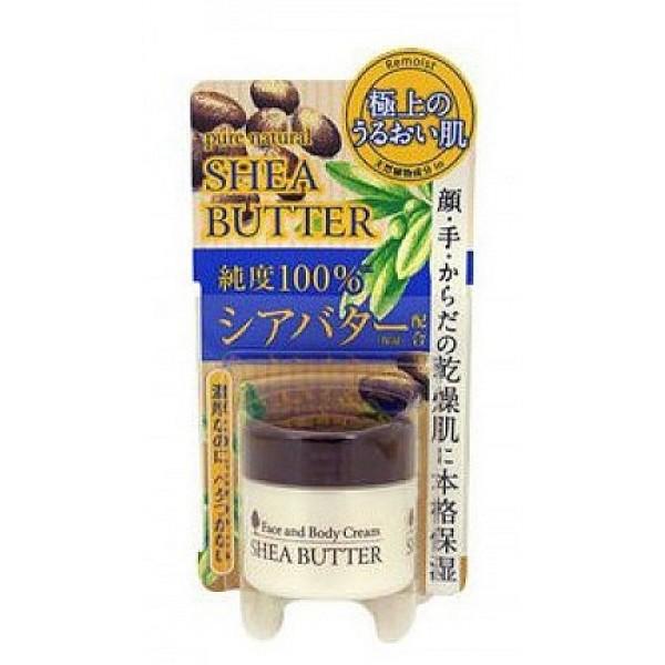 крем для очень сухой кожи с маслом дерева ши meishoku face&amp;body cream shea butterFace&amp;amp;Body Cream Shea Butter. Крем для очень сухой кожи лица с маслом дерева Ши, рекомендуется для обезвоженной кожи, склонной к шелушению. Сохраняя влагу в течение долгого времени, защищает кожу от высыхания. <br><br>Обладая густой текстурой, крем легко наносится, не оставляя ощущения липкости. Смягчает кожу, насыщает влагой, делает ее гладкой, нежной и мягкой.<br><br>Масло Ши - превосходный защитный и смягчающий компонент. Предохраняет кожу от высыхания; замедляет старение кожи; обладает регенерирующими свойствами, активизируя синтез коллагена; защищает кожу от УФ-лучей; является источником витаминов А и Е.<br><br>Рафинированные природные масла эвкалипта, лимона и апельсина придают крему естественный растительный аромат.<br>Крем имеет низкую кислотность. Не содержит ароматизаторов, синтетических красителей, спирта.<br><br>Способ применения: после очищения нанесите небольшое количество крема на кожу лица легкими массажными движениями. Рекомендуется применять утром и вечером. Можно наносить на сухую кожу рук и участки тела, требующие особого ухода.<br><br>Меры предосторожности: при покраснении, зуде, раздражении после применения прекратите использование средства и проконсультируйтесь с врачом-дерматологом. При попадании в глаза сразу же промойте их водой. Храните в недоступных для детей местах. Не храните в местах повышенных/пониженных температур, избегайте попадания прямых солнечных лучей.<br><br>Состав: вода, масло ши, BG, глицерин, минеральное масло, дикапринат PG, стеарат глицерил, спирт гидрогенизированного рапсового масла, дипропиленгликоль, стеариновая кислота, бегениловый спирт, масло пенника лугового, диметикон, масло апельсина, масло кожуры лимона, масло листьев эвкалипта, полиглицерил-10 лаурат, стеароил глутамат натрия, сополимер PPG-12/SMDI (полипропилен-12/SMDI), тамариндовая камедь, карбомер, гидроксид калия, метафосфат натрия, глюкоза, токоферол, метилпарабен,