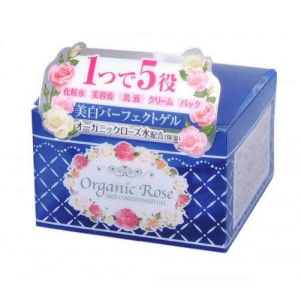 гель-кондиционер с экстрактом дамасской розы meishoku skin conditioning gelSKIN CONDITIONING GEL. Гель-кондиционер для кожи лица с экстрактом дамасской розы заменяет 5 продуктов: лосьон, косметическое молочко, сыворотку, крем и маску. Глубоко увлажняет, способствует удержанию влаги в коже. Делает кожу упругой, здоровой и подтянутой. Устраняет проблемы кожи, вызванные сухостью. Предупреждает появление пигментных пятен, увлажняет и осветляет кожу, придавая ей здоровый цвет и сияющий вид.<br><br>Активные компоненты: Экстракт плаценты регулирует образование меланина в клетках кожи, предупреждая появление пигментных пятен и веснушек. Предотвращает сухость, увлажняет. Кожа становится более здоровой и сияющей. В составе средства используется экстракт плаценты высокой степени очистки. Экстракт коикса (бусенника) положительно влияет на красоту и здоровье кожи. Удерживает в ней влагу, обладает регенерирующими и противовоспалительными свойствами, осветляет. Экстракт дамассой розы и органическая розовая вода увлажняют, освежают и тонизируют уставшую кожу, насыщают ее витаминами. Обладает насыщенным ароматом белой розы.<br><br>Способ применения: после очищения кожи лица нанесите небольшое количество геля похлопывающими движениями до полного впитывания. На особенно сухие участки нанесите продукт повторно. Меры предосторожности: не использовать при появлении покраснений, зуда, раздражения кожи. В случае возникновения аллергических реакций, прекратите использование средства и проконсультируйтесь с дерматологом.<br><br>Состав: вода, глицерин, минеральное масло, BG, диметикон, акрилат/C10-30 алкил акрилат кроссполимер, PEG-40 гидрогенезированное касторовое масло, феноксиэтанол, гидроксид натрия, ксантановая камедь, стеарил глицирретинат, полиакрилат натрия, EDTA-2Na, бензофенон-4, розовая вода, гидроксипролин, экстракт плаценты-1, гидролизованный коллаген, экстракт бусенника.<br><br>Вес: 90 г<br><br>Вес г: 90.00000000