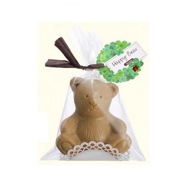 мыло туалетное косметическое орехи и мед master soap happy bear soap (brown)Happy Bear Soap (brown). Мыло туалетное косметическое Орехи и мед прекрасно очищает. Мыльная основа содержит только натуральные растительные компоненты.<br>За счет входящих в состав увлажняющих компонентов (мёд, ядро грецкого ореха) предотвращает сухость и шелушение, великолепно смягчает кожу, делая ее гладкой и здоровой.<br>Обладает легким ароматом лимона.<br><br>Меры предосторожности: не использовать при появлении покраснений, зуда, раздражения кожи. В случае возникновения аллергических реакций, прекратите использование мыла и проконсультируйтесь с дерматологом.<br><br>Состав: калийная мыльная основа, вода, глицерин, сорбитол, пальмовая жирная кислота, пальмоядровая жирная кислота, хлорид натрия, этидронат 4Na, EDTA-4Na, PEG-75, мёд, ядро грецкого ореха, парфюмерная отдушка, порошок цвета ультрамарин, оксид железа, оксид титана.<br><br>44 г.<br><br>Вес г: 44.00000000