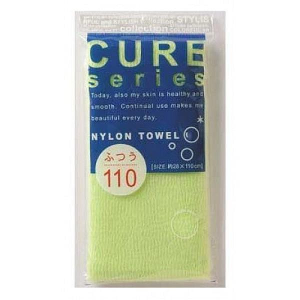 O: HE ������� ��� ���� ������� ��������� (�������) o:he cure nylon towel regular green