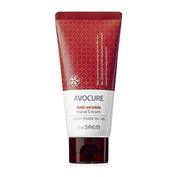 ���� ��� ��� ������ ������ the saem avocure anti-wrinkle hand cream