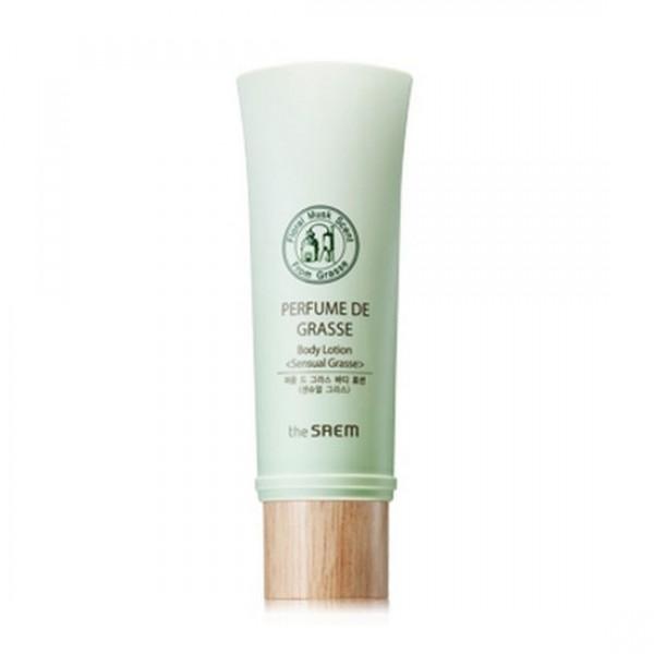 лосьон для тела парфюмированый the saem perfume de grasse body lotion-sensual grasse