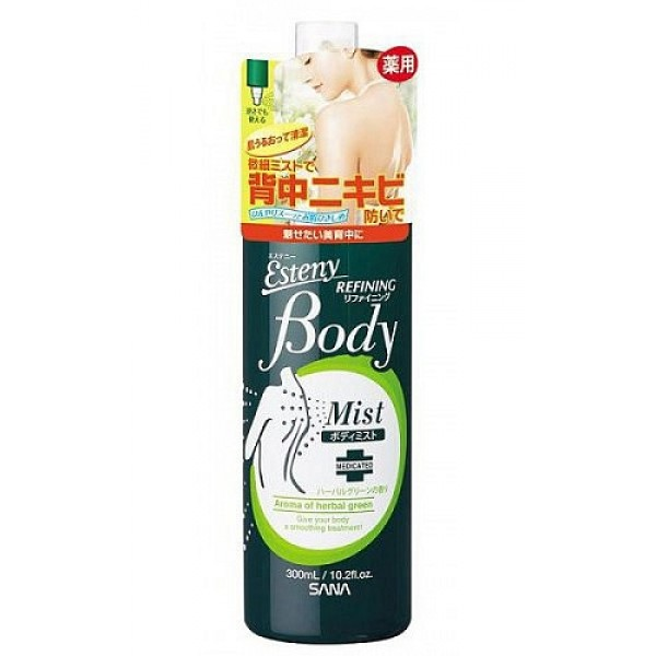 ������ ��� ���������� ���� ���� � ������� sana sana body refining lotion
