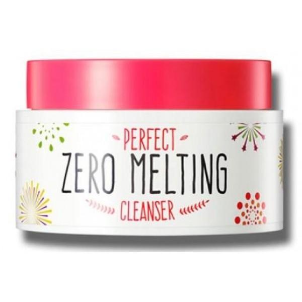 крем тающий очищающий secret key perfect zero melting cleanser