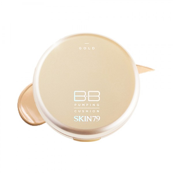 многофункциональный бб-крем skin79 bb pumping bb cream spf50 + pa +++BB Pumping BB Cream SPF50 + PA +++. Многофункциональный ББ-крем<br><br>Роскошное средство для создания безупречного макияжа и ухода за кожей лица. Невесомая текстура средства создает ровное и естественное покрытие, маскирующее различные кожные несовершенства. Кушон с высокой стойкостью позволяет сохранить свежесть лица в течение дня, средство не плывет и не проваливается в поры, не вызывает сухости и раздражений кожи.<br><br>Высокий солнцезащитный фильтр SPF50+ PA+++ нейтрализует агрессивное воздействие лучей типа UV-А и UV-В, тем самым предупреждает появление покраснений и раздражений, а также оберегает клетки кожи от разрушения, от появления пигментации и фотостарения.<br><br>Оптимально подобранный состав компонентов оказывает не только увлажняющее и питательное, но и выраженное омолаживающее действие, оздоравливает и осветляет кожу, делает ее упругой, свежей и сияющей.<br><br>Аденозин улучшает макро- и микроциркуляцию, регулирует окислительно-восстановительные и ускоряет регенерацию клеток кожи, благодаря этому замедляются процессы старения, кожа приобретает эластичность и упругость, морщины становятся менее глубокими.<br><br>Коэнзим Q10 оказывает выраженное антиоксидантное действие, защищает клетки от воздействия свободных радикалов, способствует профилактике старения кожи, стимулирует снабжение клеток энергией, ускоряет их регенерацию и синтез коллагена, предупреждает разрушение эластиновых волокон, разглаживает мелкие морщины, помогает сохранять упругость и гладкость кожи.<br><br>Выпускается в 2 вариантах:<br><br><br>01. SKIN79 BB Pumping Cushion Pink - кушон с экстрактом дамасской розы<br><br><br>Экстракт дамасской розы помогает коже поддерживать естественный баланс влаги, нормализует работу сальных желез, успокаивает и регенерирует, снимает покраснения, устраняет стянутость, оказывает омолаживающее, регенерирующее действие, повышает упругость и эластичность кожи, усиливает её сопротивляемос