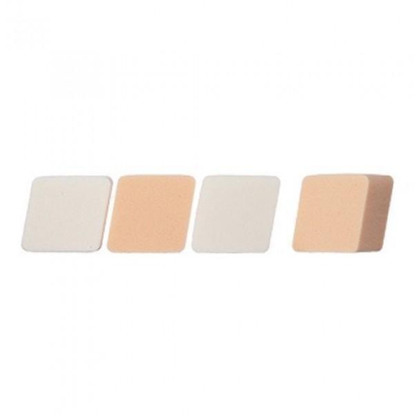 спонж для нанесения макияжа the saem make-up spongeMake-up Sponge. Спонж для нанесения макияжа<br><br>Для нанесения дневного макияжа, тональной основы под него, а так же их снятия в конце дня, вам понадобится этот мягкий, бережно ухаживающий за лицом, спонж.<br><br>Сделанный из высококачественного материала, имеющий особую бархатистую структуру, спонж характеризуется микроскопическими порами, что позволяет прекрасной моднице получить безупречный результат и почувствовать себя совершенством. Чтобы наиболее качественно и максимально легко произвести нанесение тональной основы на кожу, аккуратно распределите по центральной части поверхности спонжа оптимальное количество косметического средства.<br><br>Теперь плавными, круговыми движениями, не надавливая, а нежно прикасаясь к поверхности кожи, распределите вещество равномерно на центральной и боковых частях лица, затем на подбородке и в зоне декольте.<br><br>Можно распределять плавными поступательными движениями, что улучшит кровоснабжение, произведёт массажный эффект и поднимет качество воздействия на кожу нанесённой основы под макияж, а так же улучшит качество самого макияжа.<br><br>После процедуры необходимо вымыть спонж с мылом и высушить.<br><br>Вес г: 20.00000000