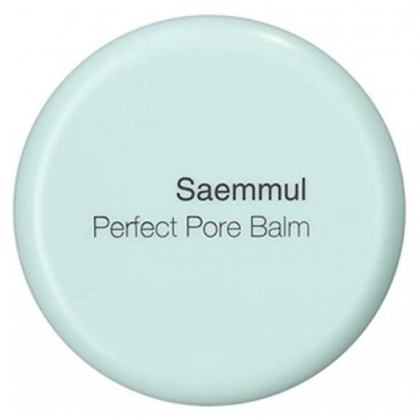 крем для маскировки расширенных пор the saem saemmul perfect pore balmSaemmul Perfect Pore Balm.&amp;nbsp;Крем для маскировки расширенных пор<br><br>Крем для маскировки расширенных пор содержит ниацинамид, экстракт центеллы азиатской, экстракт ромашки, масло ореха макадамии, экстракт огурца, экстракт майка речная, стеариновая кислота, аденозин, аргинин.<br><br>Содержит различные сферические порошки и компоненты силиконового геля, которые аккуратно заполняют поры кожи, придавая эффект праймера.<br><br>Масло ореха макадамии и экстракт огурца поддерживают оптимальный уровень влаги в коже.<br><br>Формула Even Powder Complex контролирует работу сальных желез, препятствует появлению сального блеска и образования избытка кожного себума на поверхности кожи. Восстанавливает гладкую и безупречную кожу.<br><br>Маскирует расширенные поры, препятствует окислению косметических средств, а как следствие затемнение тона.<br><br>Способ применения: нанести крем на проблемные участи, втереть массажными движениями.<br><br>Вес: 12 г<br><br>Вес г: 12.00000000
