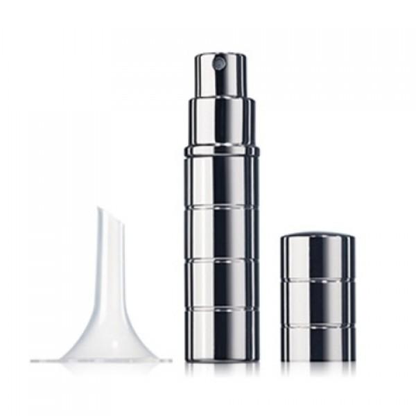 емкость для парфюма the saem perfume bottlePerfume Bottle. Емкость для парфюма<br><br>Стеклянный флакон предназначен для хранения парфюма. Оригинального дизайна емкость придаст любым духам стильный вид. Она незаменима для ценителей изысканной парфюмерии.<br><br>Емкость оснащена качественным пульверизатором, который не засоряется и отлично распыляет духи. Стекло обеспечивает парфюмерии защиту от солнечных лучей, пагубно воздействующие на состав ароматной композиции.<br><br>Во флакон вы сможете перелить свои любимые духи. Емкость отличается компактными размерами. Она займет совсем немного места и не помешает даже в небольшой сумочке. Вы сможете всегда взять уменьшенную версию своего любимого аромата с собой в путешествие или командировку.<br><br>Способ применения: Перелейте во флакон духи или туалетную воду. Для каждого парфюма используйте новую емкость.<br><br>Объём: 5 мл<br><br>&amp;nbsp;<br>