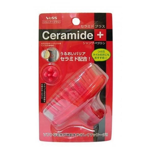�������� ��� ���� ������ � ���������� vess ceramide plus shampoo brush
