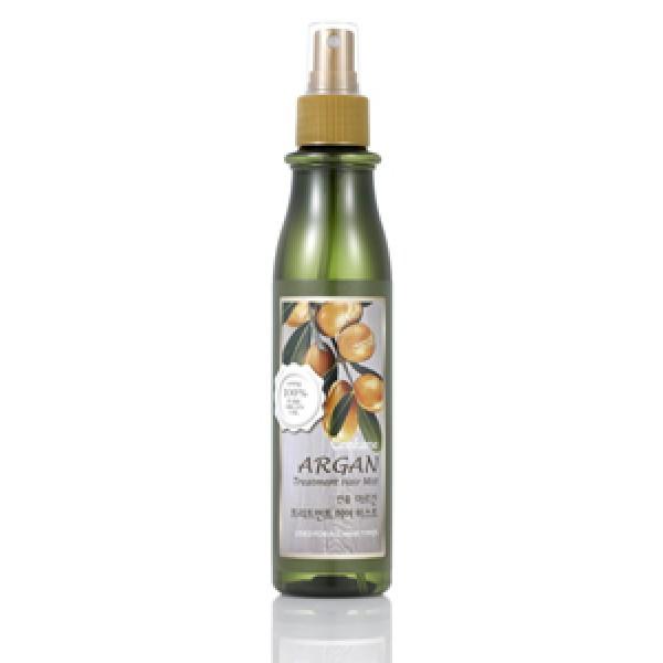 спрей для защиты сухих волос с маслом арганы welcos confume argan увлажняющий спрей