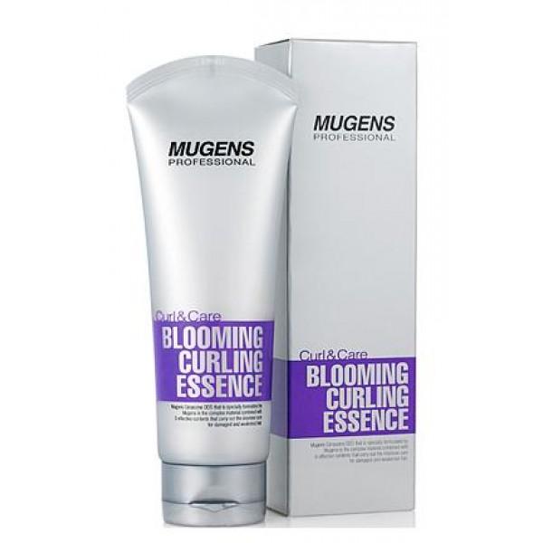 эссенция для вьющихся волос welcos mugens blooming curling essenceMugens Blooming Curling Essence. Эссенция для вьющихся волос<br><br>Красивые и вызывающие зависть кудрявые волосы при ближайшем рассмотрении могут оказаться ломкими, сухими и пористыми. Кроме того, вьющиеся волосы очень часто пушатся, торчат во все стороны.<br><br>Усмирить непослушные кудри, создать такую прическу, в которой каждый завиток будет на своем месте, сделать волосы блестящими и шелковистыми, поможет специальная эссенция для вьющихся волос.<br><br>В составе эссенции экстракт розы, а также уникальный комплекс Cerasome DDS.<br><br>Экстракт розы – оказывает мощное восстанавливающее действие, что особенно необходимо для повреждённых и ломких волос, помогает справиться с их ломкостью и выпадением, делает более сильными и упругими, дарит блеск и шелковистость.<br><br>Cerasome DDS – липосомный комплекс, в составе которого экстракт фускопории, бета-глюкан, керамиды, растительные белки и растительные экстракты. Каждый из этих компонентов благотворно влияет на состояние волос и взаимно усиливает действие остальных компонентов. Комплекс увлажняет и питает волосы, делает их более мягкими и послушными, предупреждает ломкость, «запечатывает» секущиеся кончики, оздоравливает.<br><br>Эссенция предупреждает ломкость и пересыхание волос, защищает их от агрессивного воздействия окружающей среды, фенов, утюжков и прочих стайлинговых средств.<br><br>Способ применения: Нанести средство на вымытые, подсушенные волосы, равномерно распределить и досушить волосы феном, сделать укладку.<br><br>Вес: 150 г<br><br>Вес г: 150.00000000