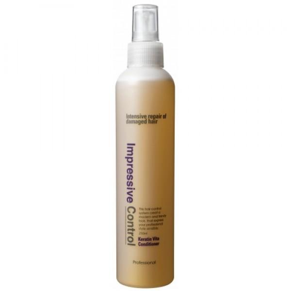 кондиционер для волос кератиновый welcos keratin conditionerПрофессиональная косметика для ухода за волосами в домашних условиях. Средства с кератином позволяют эффективно и в достаточно короткие сроки восстановить волосы на клеточном уровне и улучшить их внешний вид.<br><br>&amp;nbsp;<br><br>Кератиновый кондиционер Keratin Conditioner Mugens от Welcos – несмываемое средство для любого типа волос, но особенно рекомендуется для сухих, поврежденных, ослабленных волос.<br><br>&amp;nbsp;<br><br>Таким образом, волосы, поврежденные в результате химических завивок, окрашиваний, термообработки или вследствие возрастных изменений, под воздействием кератинового кондиционера приобретают упругость, гладкость, эластичность и блеск.<br><br>&amp;nbsp;<br><br>Кондиционер обволакивает волосы защитной пленочкой, тем самым сохраняя внутри них влагу и все питательные вещества.<br><br>Кроме того, кератиновый кондиционер обеспечивает защиту от механических воздействий, термообработки и ультрафиолета. Благодаря ему дольше сохраняется эффект от процедуры выпрямления или ламинирования.<br><br>После применения кондиционера волосы приобретают необыкновенную гладкость, шелковистость, становятся более послушными при укладке. Активные растительные ингредиенты, входящие в состав, предотвращают тусклость, ломкость и сечение кончиков, а также защищают волосы от последующих повреждений.<br><br>Состав:<br><br><br>Растительный кератин (идентичный человеческому кератину) – это гидролизированный протеин, состоящий из аминокислот, полученный из риса, пшеницы, сои и кукурузы. Проникая глубоко внутрь волоса, он восстанавливает его структуру.<br><br>Керамиды-2 – липиды, строительный материал, скрепляющий чешуйки кутикулы, и восстанавливающий повреждённые участки кортекса, благодаря чему волосы становятся гладкими и шелковистыми.<br><br>Гиалуроновая кислота – удерживает влагу внутри волосяного стержня, благодаря чему исчезаем ломкость, волосы становятся эластичными.<br><br>Пантенол, лецитин и бета-глюкан – в
