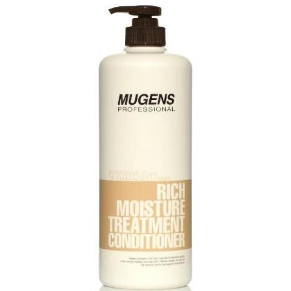 кондиционер для волос увлажняющий welcos mugens rich moisture treatment conditionerMugens Rich Moisture Treatment Conditioner. Кондиционер для волос увлажняющий<br><br>Профессиональная косметика для ухода за волосами в домашних условиях. В основе серии масло арганы, а также уникальный липосомный комплекс Cerasome DDS.<br><br>Корейский кондиционер для волос от Welcos оказывает интенсивное увлажняющее действие, поэтому идеален для сухих и поврежденных волос. Кроме того, средство питает волосы, смягчает их и разглаживает, делает более послушными, а также защищает от агрессивного воздействия окружающей среды, минимизирует вредное влияние окрашивающих и укладочных средств.<br><br>Кондиционер содержит уникальный липосомный комплекс Cerasome DDS, в составе которого экстракт фускопории, бета-глюкан, керамиды, растительные белки и растительные экстракты. Каждый из этих компонентов благотворно влияет на состояние волос и взаимно усиливает действие остальных компонентов. Комплекс увлажняет и питает волосы, делает их более мягкими и послушными, предупреждает ломкость, запечатывает» секущиеся кончики, оздоравливает.<br><br>Способ применения: Нанести на вымытые влажные волосы и оставить на 5 минут, затем тщательно смыть водой.<br><br>Вес: 1000 г<br><br>Вес г: 1000.00000000