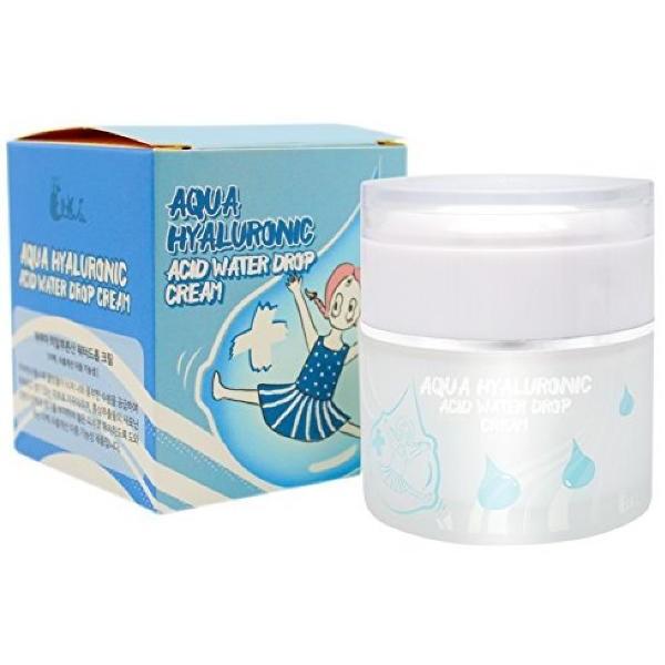 увлажняющий крем для лица elizavecca aqua hyaluronic acid water drop creamAqua Hyaluronic Acid Water Drop Cream.&amp;nbsp;Увлажняющий крем для лица<br><br>Крем нацелен на интенсивное увлажнение кожи. Освежающая гелевая текстура крема легко проникает в эпидермис и обеспечивает максимальное насыщение клеток комплексом необходимых для здоровья и красоты кожи веществ.<br><br>Средство на 2/3 состоит из натуральных ингредиентов, богатых ценными биологически активными элементами.<br><br>В крем входят: экстракты женьшеня, зеленого чая, лимона, алоэ, молочные протеины и миндальное масло.<br><br>Молочные протеины участвуют в формировании коллагеновых волокон и укрепляют соединительную ткань.<br><br>Экстракт корня женьшеня повышает общий тонус кожи и ее сопротивляемость негативному внешнему воздействию, а также обладает отбеливающим эффектом.<br><br>Масло миндаля питает витаминами A и E. Оно оказывает смягчающее и успокаивающее воздействие, делая кожные покровы бархатистыми и упругими.<br><br>Экстракт лимона дарит бодрости, избавляет от отеков, подтягивает и осветляет кожу.<br><br>Вытяжка из зеленого чая останавливает рост вредных бактерий и обладает обеззараживающим действием. Компонент устраняет проблему чрезмерной активности желез наружной секреции и улучшает оттенок лица.<br><br>Экстракт алоэ снимает раздражения, в том числе вызванные аллергическими реакциями, способствует регенерации клеток и обильно увлажняет.<br><br>Способ применения:&amp;nbsp;Распределить по очищенной и тонизированной коже лица. Не использовать в морозную погоду перед выходом на улицу.<br><br>Объём: 50 мл<br>