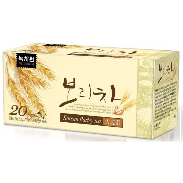 ��������� ������� �� ������ nokchawon korean barley tea