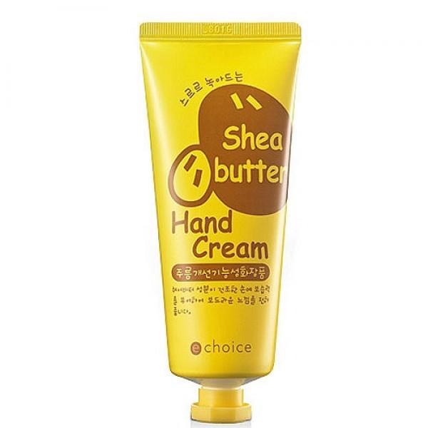крем для рук с маслом ши echoice sheabutter hand creamSheabutter Hand Cream. Крем для рук с маслом Ши специально разработан для холодного времени года.<br><br>Содержит ценное масло Ши, которое смягчает и разглаживает огрубевшую кожу рук, склонную к шелушению.<br><br>Масло Ши помогает защитить кожу от неблагоприятных климатических условий, способствуя предотвращению образования морщин.<br><br>&amp;nbsp;<br><br>Протеины овса удаляют омертвевшие клетки кожи, стимулируя процесс обновления клеток.<br><br>&amp;nbsp;<br><br>Масло кокоса обладает смягчающими, противовоспалительными и противомикробными характеристиками.<br><br>&amp;nbsp;<br><br>Термальная вода – вода из горячих источников обеспечивает глубокое увлажнение и оказывает успокаивающее действие.<br><br>&amp;nbsp;<br><br>Применение: Нанесите на чистую и сухую кожу рук.<br><br>&amp;nbsp;<br><br>Состав: Water, Glycerin, Cetearyl Alcohol, Mineral Oil,Dipropylene Glycol, Dimethicone, Cyclopentasiloxane, PEG-100 Stearate, Glyceryl Stearate, Polysorbate 60, Sorbitan Stearate, Acrylates/C10-30 Alkyl Acrylate Crosspolymer, Triethanolamine, Onsen-Sui, Butyrospermum Parkii (Shea) Butter, Xanthan Gum, Adenosine, Butylene Glycol, Cocos Nucifera (Coconut) Fruit Extract, Avena Sativa (oat) Kernel Extract, Disodium EDTA, Methylparaben, Propylparaben CI 19140, CI 15985, Fragrance.<br><br>Вес г: 60.00000000