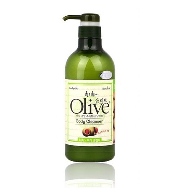 гель для душа с экстрактом оливы расслабляющий welcos olive body cleanserOlive Body cleanser. Гель для душа с экстрактом оливы расслабляющий<br><br>Изысканное удовольствие для ухода за кожей тела. Это больше, чем обычный гель для душа – это великолепное средство, которое сочетает мягкое очищение с необыкновенным увлажняющим, питательным, смягчающим и омолаживающим действием. Помимо этого, дарит прекрасное настроение, расслабляет. В составе геля олива – источник здоровья, красоты и молодости кожи. Олива оказывает питательное, смягчающее, увлажняющее и омолаживающее действие, повышает тонус и защитные свойства кожи, делает ее мягкой, гладкой и упругой.<br><br>Оливковый гель для душа прекрасно очищает кожу и сохраняет ее свежесть в течение долгого времени. Мягкий гель для душа с расслабляющим эффектом продлевает молодость кожи, дарит ощущение легкости и чистоты. Средство превосходно удаляет все виды загрязнений, а также омертвевшие частички кожи. Средство подходит даже для чувствительной и поврежденной кожи. Натуральные экстракты алоэ вера и лечебных трав восстанавливают кожу, ускоряя процесс ее регенерации и предотвращая появление шелушений и её раздражения. Масло оливы питает кожу, придавая ей более здоровый и ухоженный вид. Средство идеально подходит для регулярного применения благодаря гипоаллергенной формуле.<br><br>Способ применения: Вспенить небольшое количество средства, нанести на влажную кожу тела, помассировать, затем смыть теплой водой.&amp;nbsp;<br><br>Вес г: 740.00000000