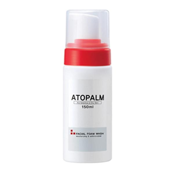 пенка очищающая для умывания atopalm mle facial foam washMLE Facial Foam Wash.&amp;nbsp;Пенка очищающая для умывания сухой и чувствительной кожи&amp;nbsp;<br><br><br>Бережно и максимально глубоко очищает кожу и дает ощущение чистоты и свежести;<br><br>Улучшает барьерные свойства рогового слоя эпидермиса и предотвращает раздражение;<br><br>Предохраняет от чрезмерного обезжиривания, не пересушивает кожу;<br><br>Увлажняет чувствительную, обезвоженную кожу и не нарушает рН;<br><br>Снимает раздражение и покраснение и чувство сухости;<br><br>Обладает антибактериальными свойствами благодаря триклозану;<br><br>Имеет антиоксидантные свойства;<br><br>Подходит для сухой и чувствительной кожи.<br><br><br><br>глубоко очищает кожу,<br><br>поддерживает водный баланс,<br><br>благодаря триклозану обладает антибактериальными свойствами.<br><br>обеспечивает максимально глубокое очищение кожи, не пересушивая её.<br><br><br>Применение:<br><br>Нанесите пенку на лицо, помассируйте, смойте водой.<br><br>&amp;nbsp;<br><br>Ингредиенты:<br><br>Вода, калиевая вытяжка из зеленого чая, поверхностно активное вещество из кокосового масла, лауретсульфат натрия, глицерин, бетаин, лактат натрия, дипропиленгликоль, оливковый полиэтиленгликоль-7.<br><br>&amp;nbsp;<br><br>Внимание:Избегайте попадания в глаза.Только для наружного применения<br><br>&amp;nbsp;<br><br>Дата производства: См. на упаковке<br><br>Срок годности: 3 года.<br>