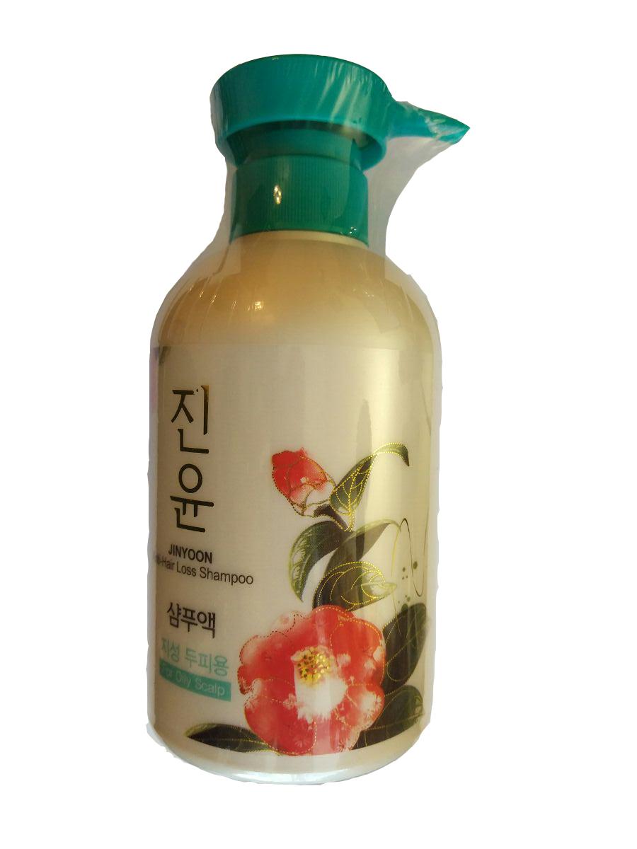 шампунь против выпадения волос (для жирной кожи головы) daeng gi meo ri anti-hair loss shampoo (for oily scalp)Шампунь против выпадения волос (для жирной кожи головы)&amp;nbsp;Anti-Hair Loss SHAMPOO (For Oily Scalp)&amp;nbsp;предотвращает выпадение волос, успокаивает чувствительную кожу головы, контролирует выработку кожного сала, снимает зуд. Препятствует появлению перхоти, контролирует водно-жировой баланс кожи головы.<br><br>Шампунь сертифицирован KFDA(Комитет по контролю качества продуктов питания и лекарственных препаратов Юж. Кореи) как средство, предназначенное для борьбы с выпадением волос и способствующее усилению роста волос.<br><br>В состав шампуня входит комплекс лекарственных трав: <br><br><br>отвар красного женьшеня,<br><br>имбирь,<br><br>корень пиона,<br><br>гранат и<br><br>дереза обыкновенная.<br><br><br>Экстракты ромашки и коикса успокаивают чувствительную кожу головы, контролируют выработку кожного сала, снимают зуд.<br><br>Масло авокадо и алоэ контролируют водно-жировой баланс кожи головы и способствуют интенсивному увлажнению.<br><br>Пиритион цинка и салициловая кислота удаляют омертвевшие клетки кожи и препятствуют появлению перхоти.<br><br>Шампунь подходит для ослабленных волос, склонных к выпадению.<br><br>Применение:&amp;nbsp;Нанесите небольшое количество шампуня на влажные волосы. Помассируйте несколько минут круговыми движениями, затем тщательно смойте. Подходит для ежедневного применения.<br><br>Объем:&amp;nbsp;400 мл<br>
