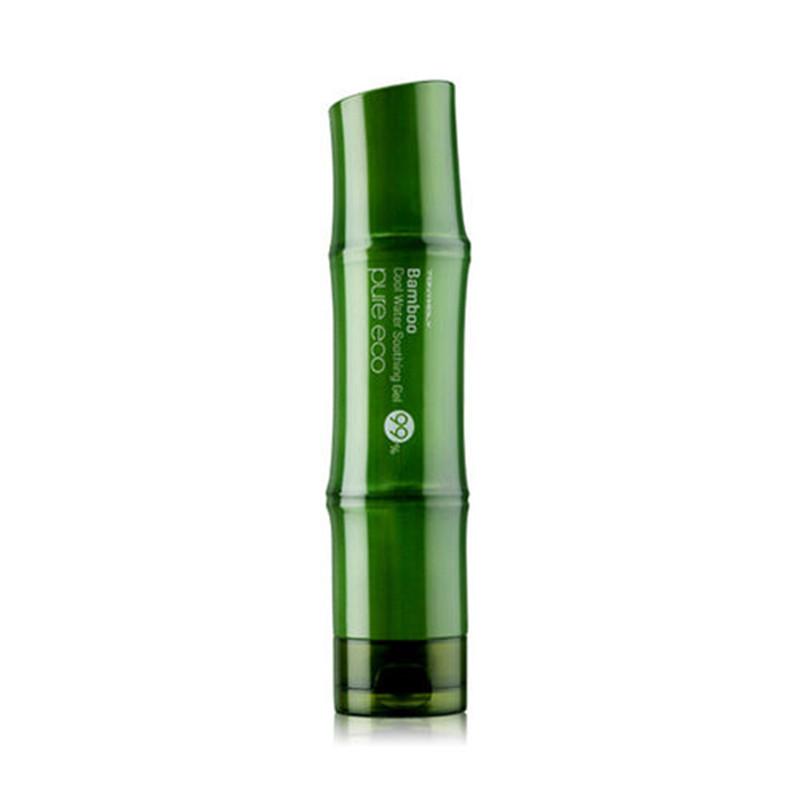 многофункциональный успокаивающий гель с экстрактом бамбука eunyul pure bamboo moisture soothing gelPure Bamboo Moisture Soothing Gel. Многофункциональный успокаивающий гель с экстрактом бамбука<br><br>Увлажнить и успокоить кожу, освежить ее и тонизировать позволяет универсальное средство с приятной гелевой текстурой. При этом гель может использоваться как для кожи лица, так и тела. Гель могут использовать и женщины, и мужчины, средство подходит для любого типа кожи, как юной, так и зрелой.<br><br>В составе геля экстракт бамбука, который более чем на 90% процентов состоит из воды, а также содержит огромное количество полезных для кожи компонентов, среди которых наиболее важным является кремний. Из-за недостатка кремния появляются дряблость, тусклость, потеря упругости кожи. Экстракт бамбука позволяет восполнить недостаток кремния и значительно улучшить состояние кожи.<br><br>Гель с экстрактом бамбука увлажняет кожу и способствует удержанию влаги, помогает избавиться от отечности. Укрепляет капиллярные стенки, повышает эластичность и упругость кожи, тонизирует ее, устраняет дряблость, уменьшает проявление купероза и интенсивность морщин.<br><br>Гель станет настоящим спасением для кожи после длительного пребывания на солнце: снимет боль, раздражения и покраснения, ускорит заживление ожогов.<br><br>В составе геля НЕТ парабенов, искусственных красителей и отдушек. Средство гипоаллергенно, некомедогенно.<br><br>Способ применения: Нанести на кожу лица или тела, на ногти и кутикулу. Можно использовать после бритья и эпиляции, а также в качестве базы под макияж.<br><br>Объём: 300 мл<br>