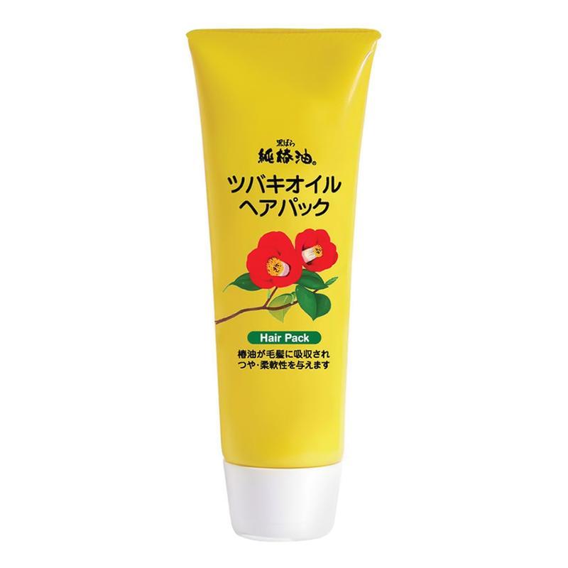 японская маска для волос восстанавливающая с маслом камелии  kurobara camellia oil hair packCamellia Oil Hair Pack. Маска восстанавливающая для повреждённых волос с маслом камелии японской рекомендуется для тонких, сухих, ломких волос, а также волос, повреждённых окрашиванием и химической завивкой.<br>За счёт входящего в состав масла семян камелии маска смягчает и питает волосы, компенсирует потерю естественной влаги, сглаживает поверхность волос, повышает прочность и эластичность, возвращает здоровый блеск тусклым безжизненным волосам.<br><br>Натуральное масло семян камелии&amp;nbsp; в составе маски удивительно смягчает и питает тонкие, ослабленные волосы, придаёт естественный живой блеск.&amp;nbsp; Благодаря удивительному свойству проникать в структуру волосяного стержня, масло восстанавливает повреждённые участки кутикулы волоса, усиливает защиту хрупких и ломких волос, препятствует появлению секущихся кончиков, повышает прочность и эластичность.<br><br>Применение маски в&amp;nbsp; комплексе с шампунем способствует восстановлению повреждённых волос за счёт глубокого проникновения активных компонентов маски в структуру волоса.&amp;nbsp; Усиливает защиту хрупких, ломких, секущихся волос, смягчает и питает тонкие, ослабленные внешними воздействиями волосы.<br><br>Способ применения: после мытья головы шампунем или после применения кондиционера&amp;nbsp; нанесите необходимое количество средства на волосы, через 5-7 минут смойте. Рекомендуемое количество раз применений – около трёх в неделю.<br><br>Меры предосторожности: не используйте средство, если оно вызывает покраснение, раздражение, зуд или воспаление кожи головы и проконсультируйтесь с врачом-дерматологом. Избегайте попадания в глаза, при попадании сразу же промойте глаза водой. Храните в&amp;nbsp; недоступных для детей местах.<br><br>Состав: вода, диметикон, цетанол, глицерин, стеартримониум хлорид, глицерила стеарат, октилдодеканол, масло семян камелии маслянистой, бегениловый спирт, масло камелии японской, ла