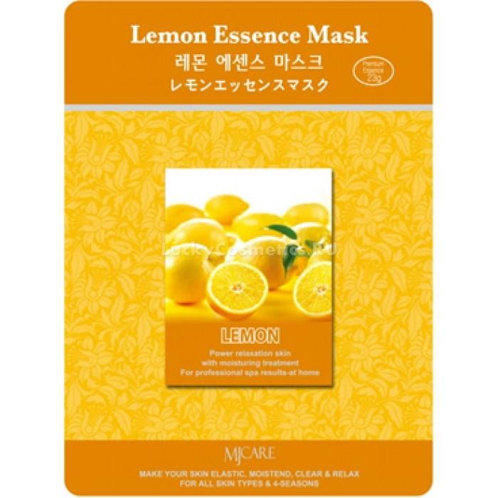 маска тканевая лимон mijin lemon essence maskLemon Essence Mask. Маска тканевая лимон станет прекрасным средством для регулярной стимуляции кровообращения на поверхности кожи, осветления пигментации, мягкой дезинфекции и регуляции жирового баланса. Экстракт лимона богат, прежде всего, витамином С. Аскорбиновая кислота играет огромную роль в защите кожи от воздействий окружающего мира — она высвобождает витамин Е, который, в свою очередь, нейтрализует свободные радикалы и повышает активность роста и размножения клеток.<br><br>Действующие компоненты маски гипоаллергенны и безопасны для чувствительной кожи.<br><br>Вес г: 23.00000000