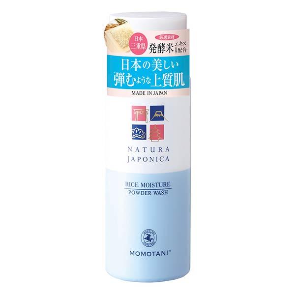 увлажняющая пудра для умывания momotani nj rice moisture powder wash