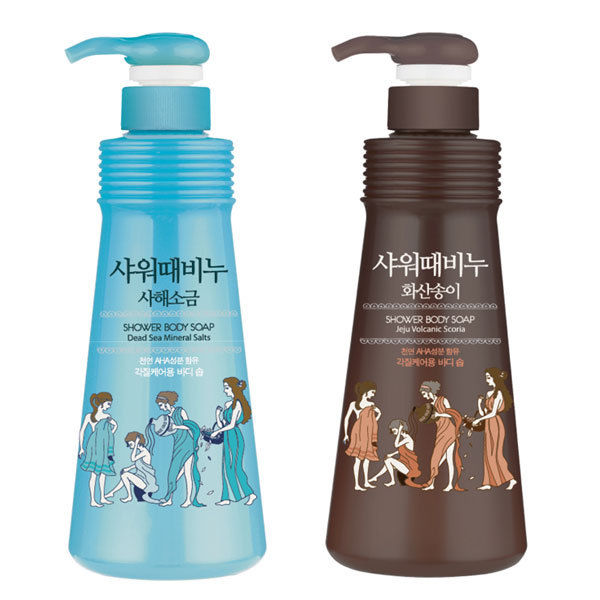 ���� ��� ���� mukunghwa jeju shower body soap